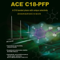 ACE EXCEL C18-PFP 1.7μ 高效液相色谱柱