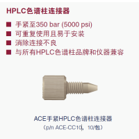HPLC色谱柱连接器