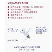 ACE® UHPLC 可重复使用的色谱柱连接器