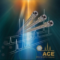 ACE CN-300 3μ 氰基色谱柱