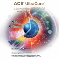 ACE ULTRACORE SUPER C18 5μ 核壳色谱柱
