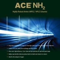 ACE EXCEL NH2 3μ高效氨基色谱柱